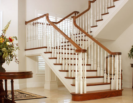 Stairs atc contractors the carpentry experts - Modelo de escaleras ...