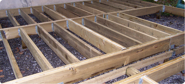 Joists atc contractors the carpentry experts for Floor joist trusses